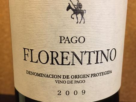 PAGO FLORENTINO 2009 - ESPANHA