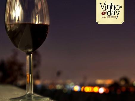 Público poderá degustar vinhos da Itália, Portugal, Argentina, Chile, Austrália, Eslovênia e Brasil