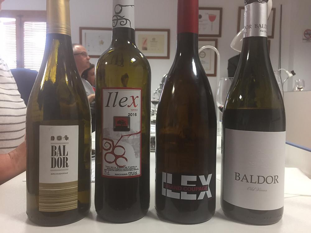 vinhos da região dos moinhos