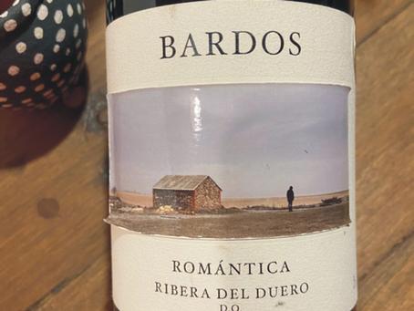 BARDOS ROMANTICA 2017 – RIBERA DEL DUERO - ESPANHA