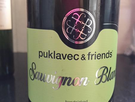 SAUVIGNON BLANC PUKLAVEC & FRIENDS 2015 – ŠTAJERSKA - ESLOVÊNIA