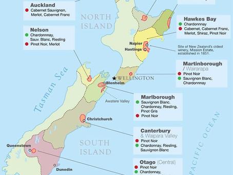 VINICULTURA DA NOVA ZELÂNDIA
