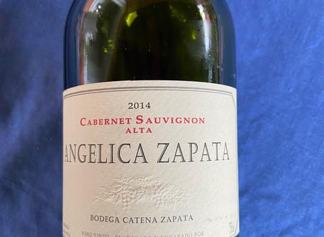 ANGELICA ZAPATA CABERNET SAUVIGNON ALTA 2014 – MENDOZA – ARGENTINA