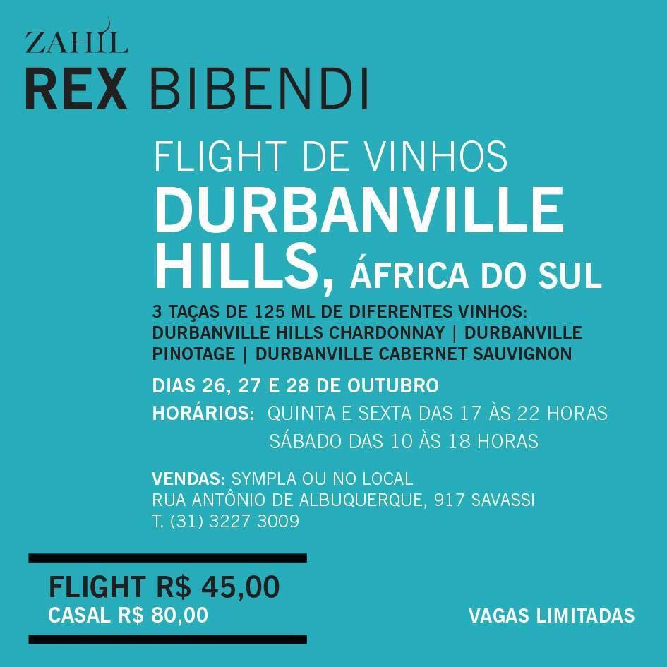 Flight de Vinhos Durbanville Hills, África do Sul
