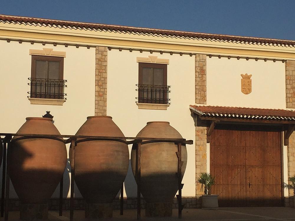 fachada vinicola
