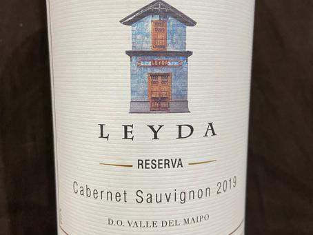 LEYDA RESERVA CABERNET SAUVIGNON 2017 – VALLE DEL MAIPO - CHILE