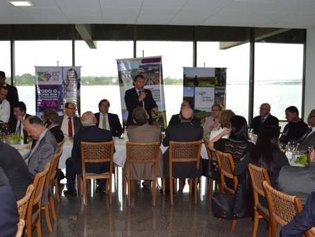 Frente Parlamentar de apoio à vitivinicultura tem nova coordenação