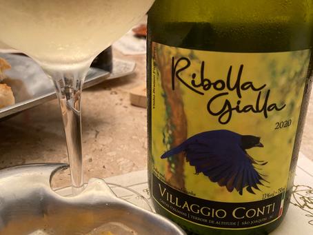 RIBOLLA GIALLA 2020 VILLAGIO CONTI – SERRA CATARINENSE - BRASIL
