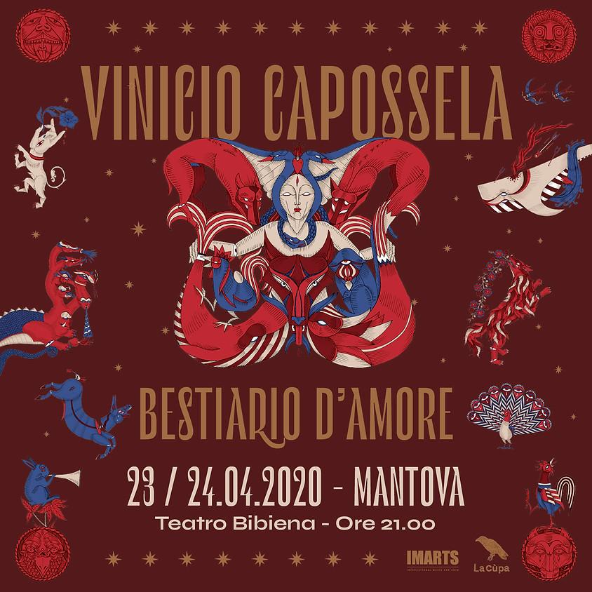 [Data posticipata] BESTIARIO D'AMORE / Mantova