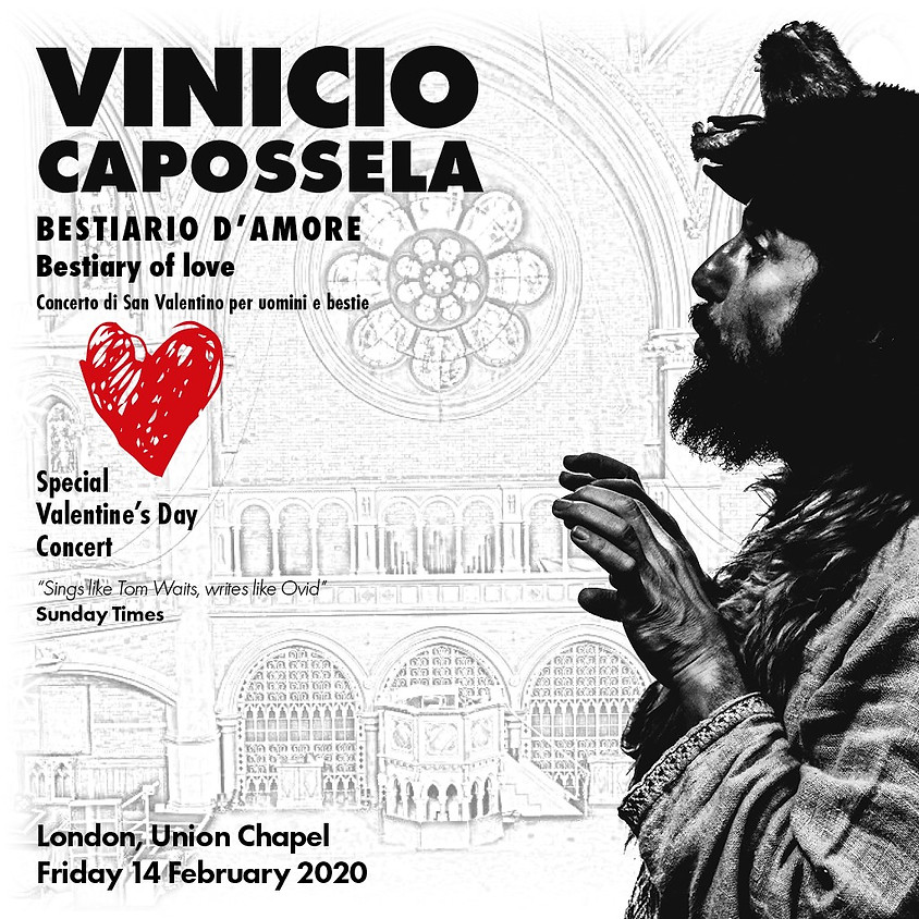 BESTIARIO D'AMORE / Londra