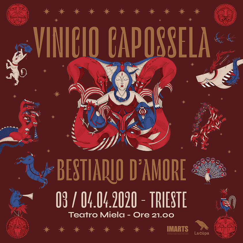 BESTIARIO D'AMORE / Trieste