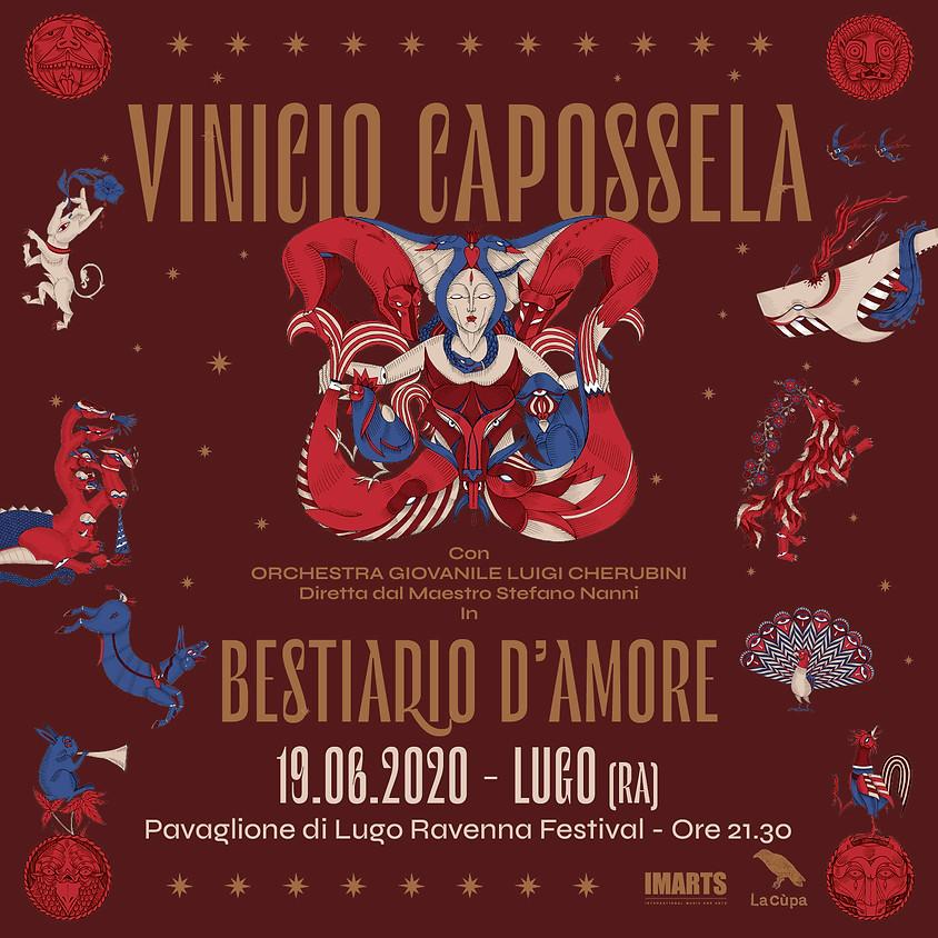 [In attesa di riprogrammazione] BESTIARIO D'AMORE con ORCHESTRA LUIGI CHERUBINI / Lugo