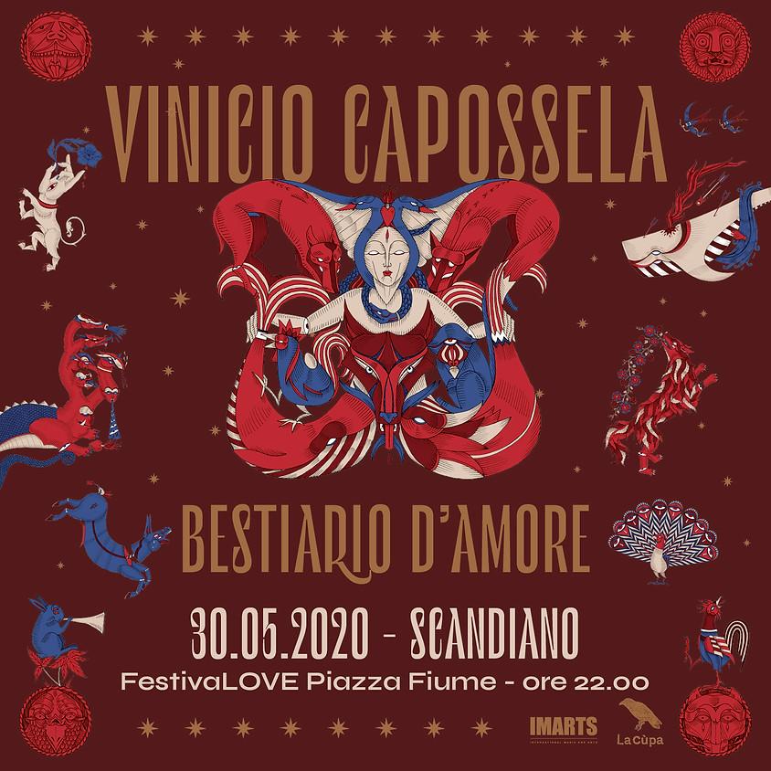 BESTIARIO D'AMORE / Scandiano