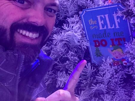 The elf made me do it...