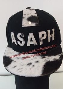 Asaph Tribe called Zim Custom Cap