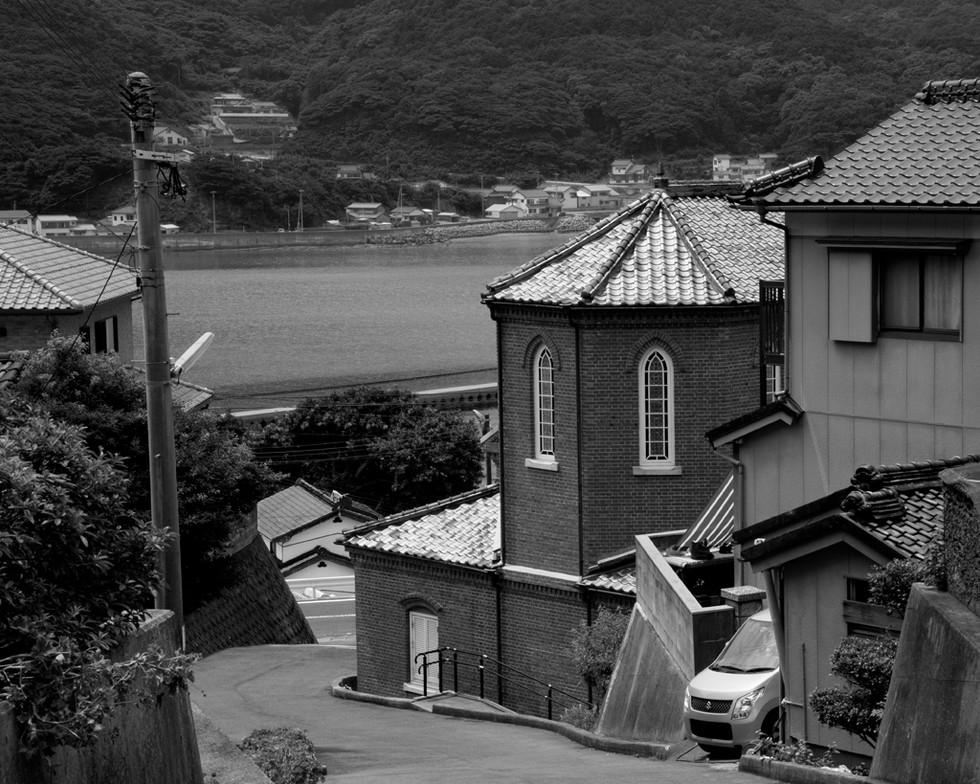 五島列島の潜伏キリシタン(青砂ヶ浦教会、頭ヶ島教会)