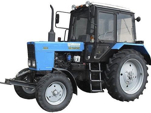 Трактор МТЗ Белорус 80.1, 80 л.с.