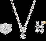 다이아몬드 세트