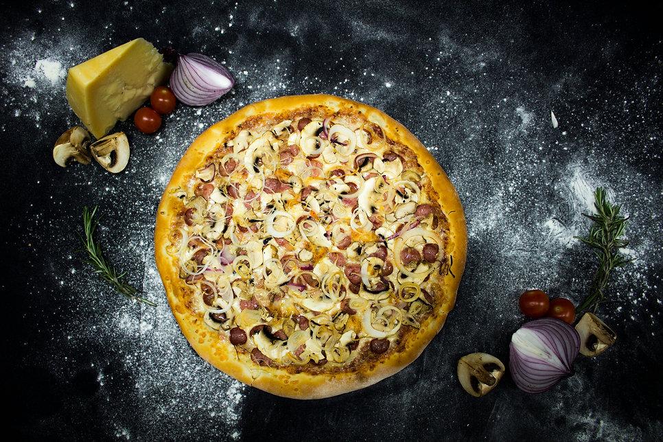 פיצה צייד קרוזו