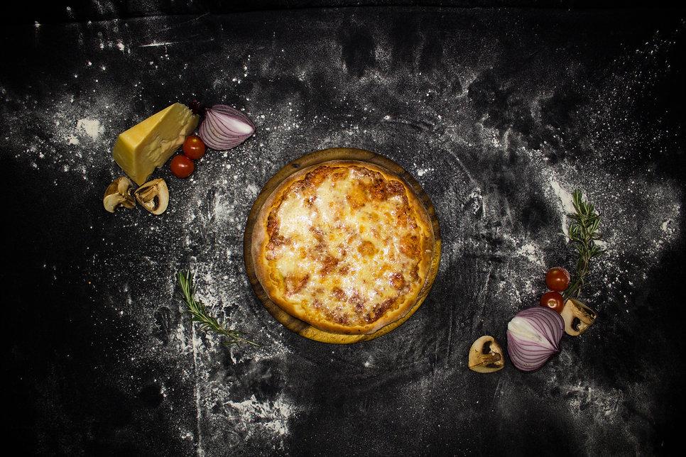 פיצה מרגריטה קרוזו