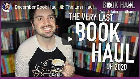 How to train your gavin book haul.jpg