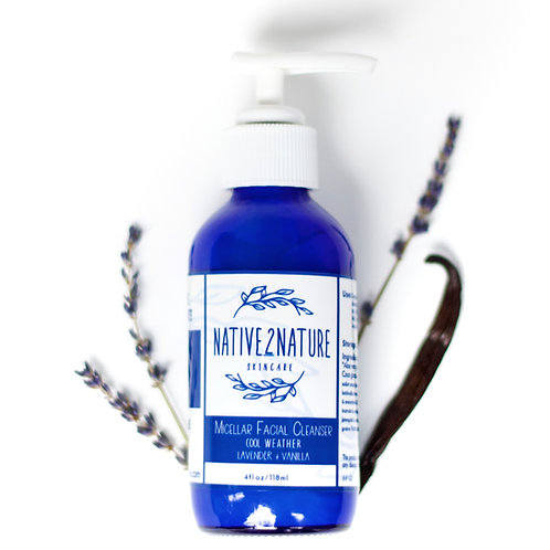 Cool Weather Cleanser