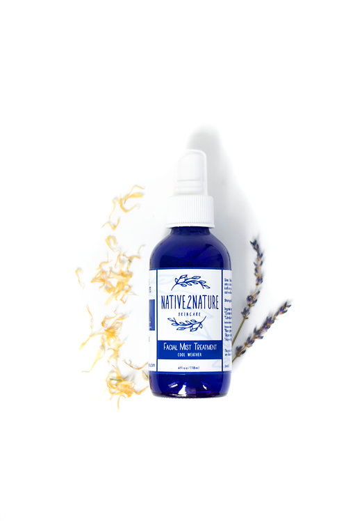Cool Weather Facial Mist Treatment