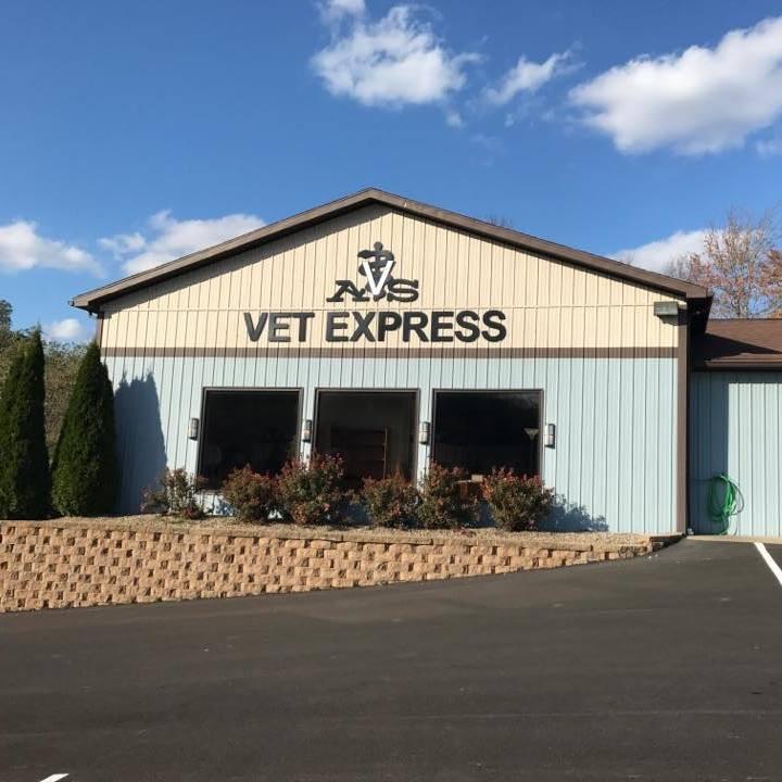 AVS Vet Express Building