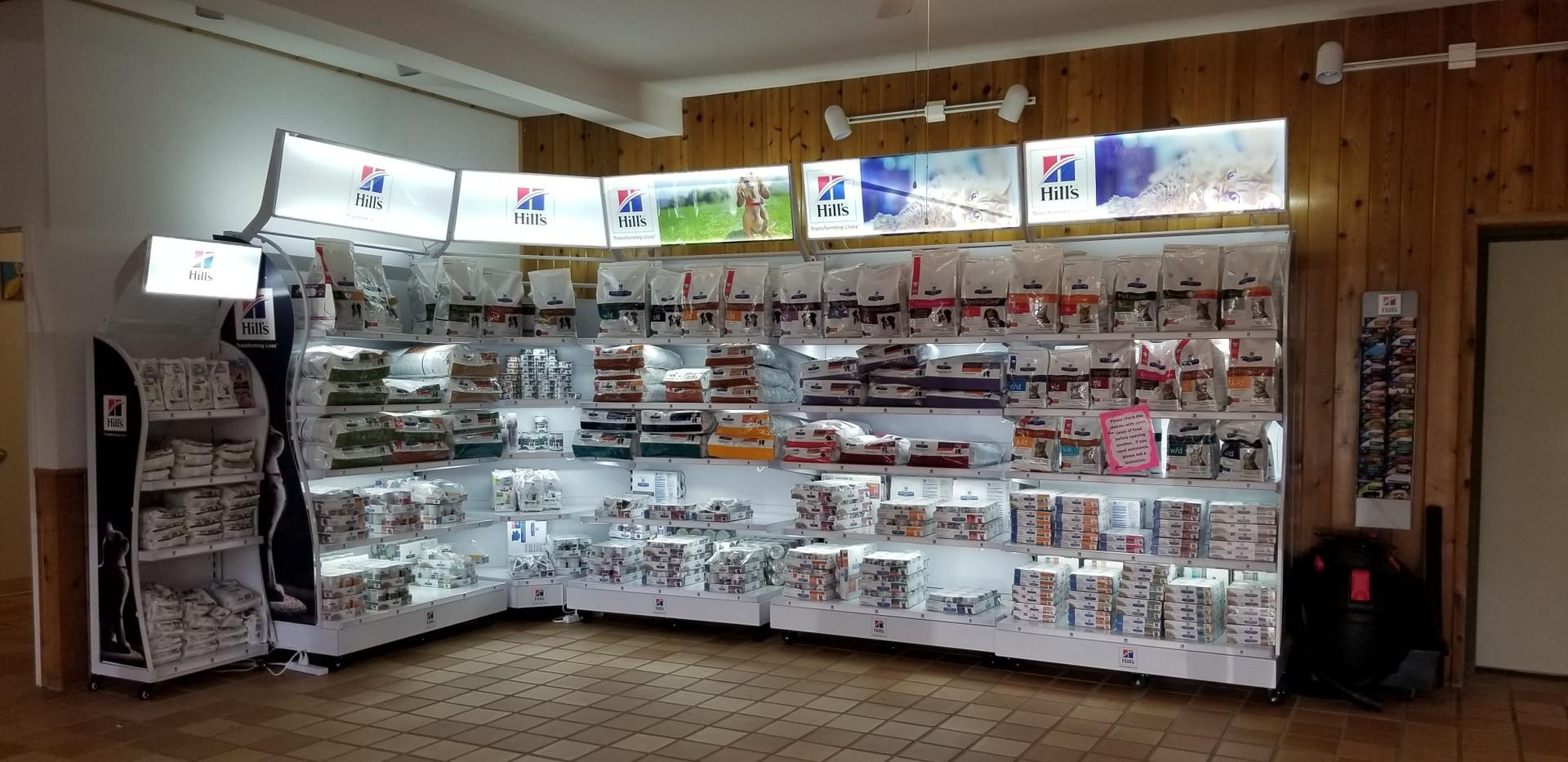 Alpha Food Display