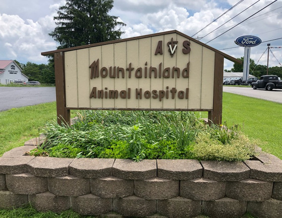 Mountainalnd Sign
