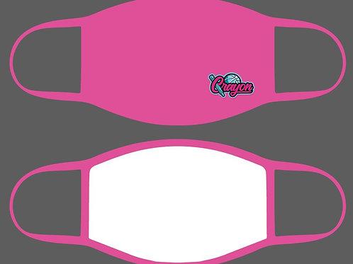 Roppongi Nights Logo Mask