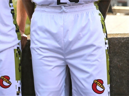 Camo Reversible Shorts