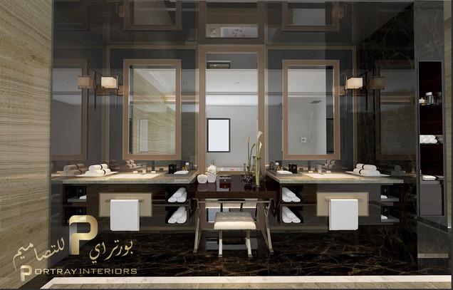 ground villa main living wash room .jpg
