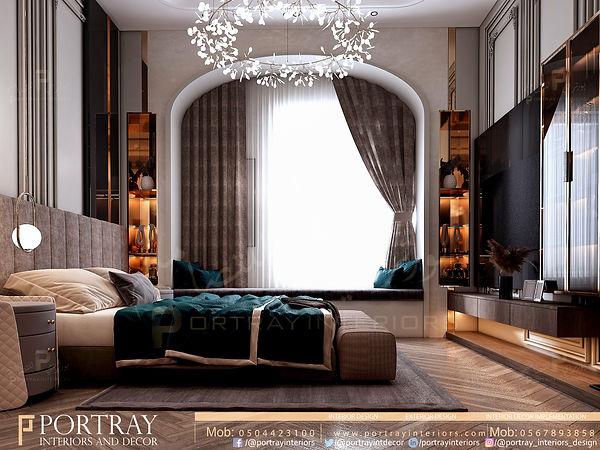 ABDULLAH  HAMMADY - GUEST BEDROOM - PORT