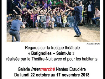 "Exposition ""Batignolles - Saint-Jo"""