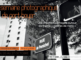Semaine Photographique de Port-Boyer