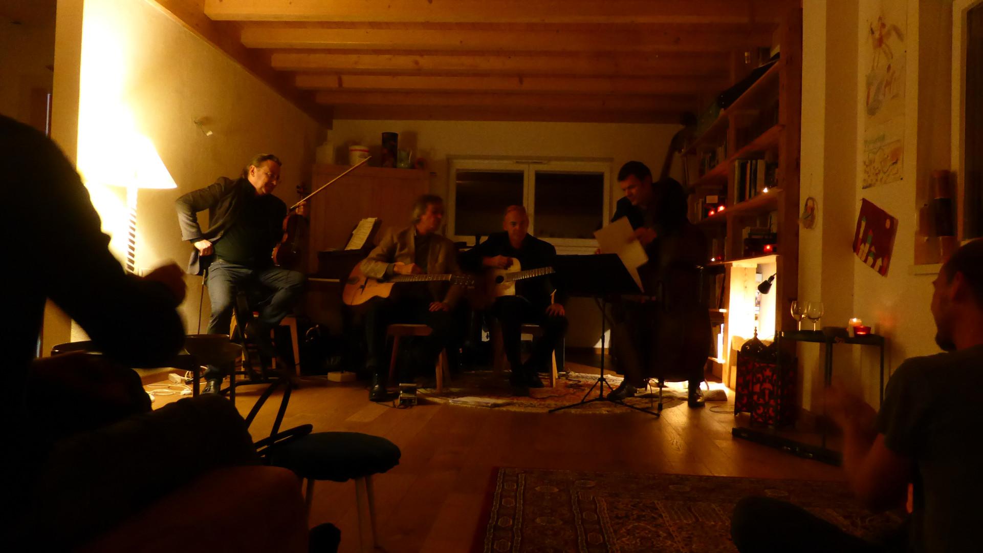 Althaus Jazz Quatuor