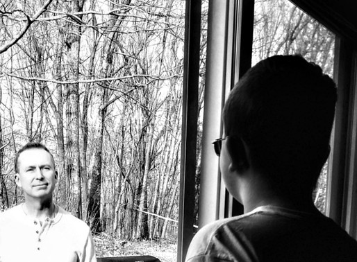 A Poem to my Autistic Son - The Window