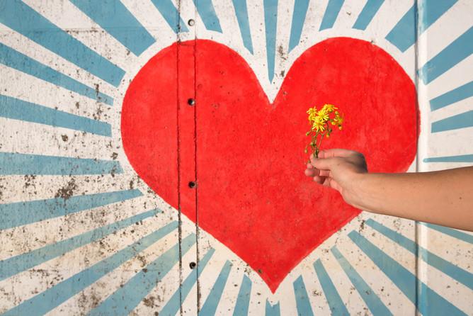 Liebe macht Sinn, wenn Sie uns gut tut ...