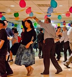 dance party, social dancing