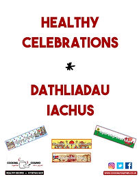 CT - HEALTHY CELEBRATIONS RECIPE PACK 20
