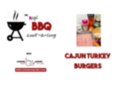 BBQ COOKALONG LIVE - TURKEY BURGERS INTR