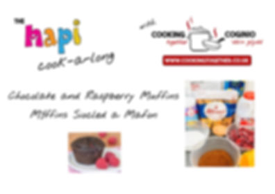 HAPI COOKALONG INTRO PAGE - CHOCOLATE MU