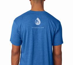 Overflow T-Shirt Back
