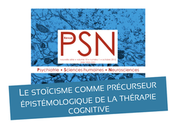 Stoicisme thérapie cognitive