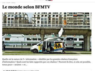 Le monde selon BFMTV