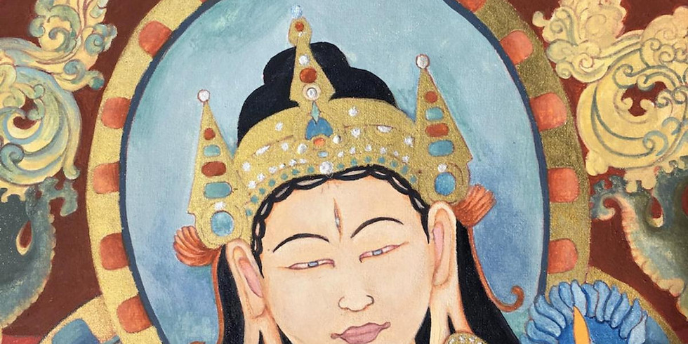 The Goddess Meditations - White Tara