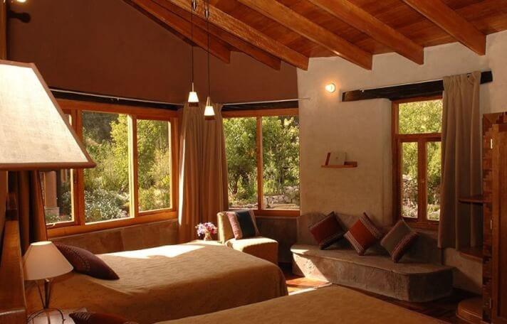 Luxury Twin Room at Willka T'ika