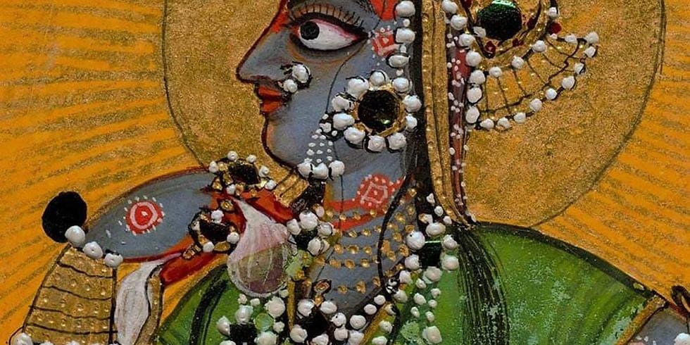 The Goddess Meditations- Kali