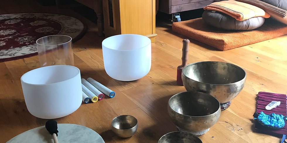 Equinox Meditation and Sound Healing